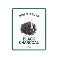Очищающая маска для лица A'PIEU Pore Deep Clear Black Charcoal