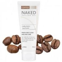 Гель-скраб для лица A'PIEU Naked Peeling Gel (Coffee)