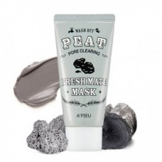 Очищающая маска для лица A'PIEU Fresh Mate Peat Wash Off Mask (Pore Clearing)