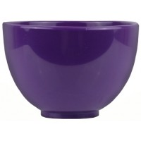 Чаша для размешивания альгинатной маски 300CC RUBBER BOWL SMALL (PURPLE)
