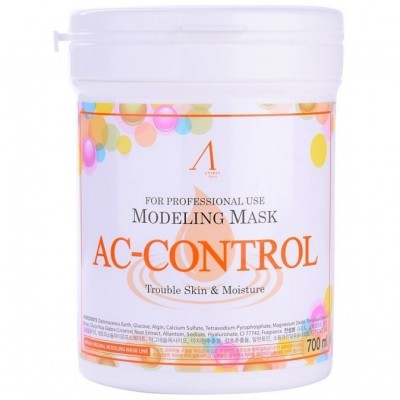 Альгинатная маска Anskin AC Control Modeling Mask, 240 гр