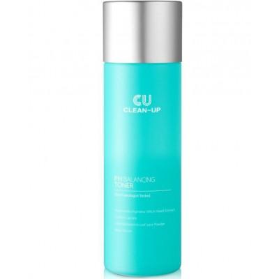 Балансирующий тонер для всех типов кожи CUSKIN Clean-Up ph Balancing Toner, 200 мл