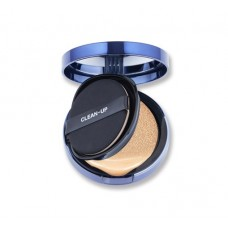 Антивозрастной BB крем кушон CUSKIN CLEAN-UP SKINFIT CUSHION PACT (SPF50+/PA+++)