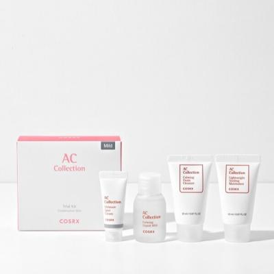 Набор для проблемной кожи COSRX Ac Collection Trial Kit Combination Skin (Mild)