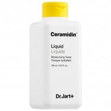 Увлажняющий тонер для лица с керамидами Dr.Jart Ceramidin Liquid Toner, 150 мл