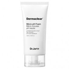 Гель для умывания Dr.Jart+ Dermaclear Micro pH Foam Micro-Mousse pH Neutre, 120 мл