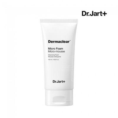Мягкая пенка для умывания Dr.Jart Dermaclear Micro Foam, 120 мл