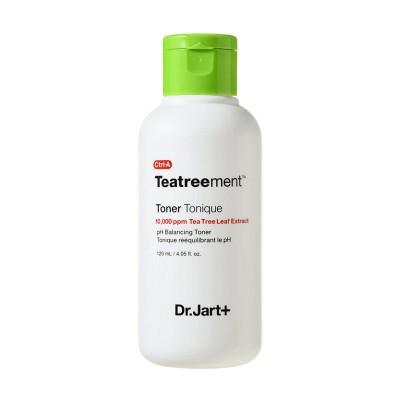 Лечебный тонер с чайным деревом для проблемной кожи Dr.Jart Teatreement Toner, 120 мл