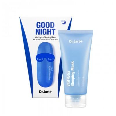 Ультраувлажняющая ночная маска Dr.Jart+ Good Night Vital Hydra Sleeping Mask, 120 мл