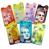 Набор из 7 тканевых масок для лица Elizavecca Power Ringer Mask Pack - 7 * 23ML