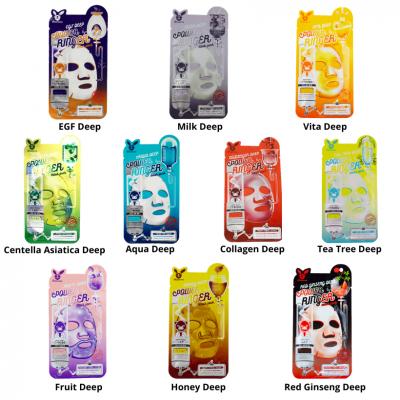 Тканевые маски для лица Eizavecca Power Ringer Mask Pack - 23ML