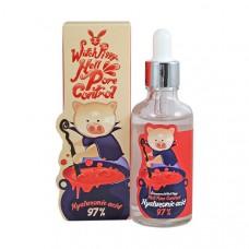 Сыворотка гиалуроновая Hell-Pore Control Hyaluronic Acid 97% ELIZAVECCA