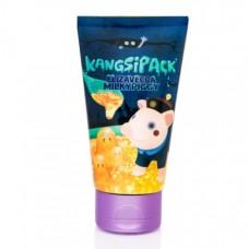 Маска с экстрактом золота Kangsipack Milky Piggy