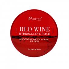 Гидрогелевые патчи для век с экстрактом красного вина ESTHETIC HOUSE - 60 шт