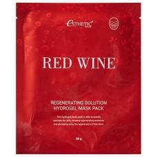 Гидрогелевая маска с красным вином ESTHETIC HOUSE - 28 МЛ