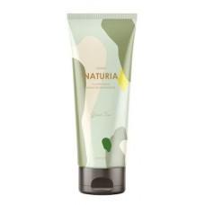 Скраб для тела зеленый чай NATURIA CREAMY OIL SALT SCRUB Green Tea, 250 мл