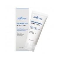 Увлажняющий крем для лица с гиалуроновой кислотой IsNtree Hyaluronic Acid Moist Cream, 80 ml