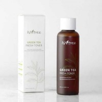 Освежающий тонер на основе зелёного чая Isntree Green Tea Fresh Toner, 200ml