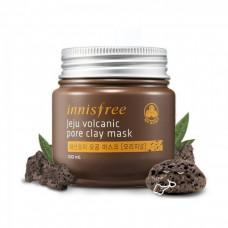 Очищающая маска с вулканической глиной Innisfree Volcanic Pore Clay Mask, 100 мл