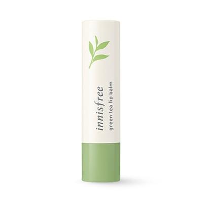 Бальзам для губ с зеленым чаем Innisfree Green Tea Lip Balm