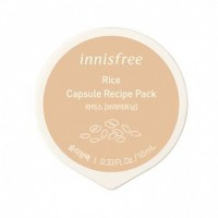 Капсульная ночная маска с рисом Innisfree Capsule Recipe Pack (Rice), 10мл