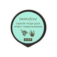 Капсульная ночная противовоспалительная маска Innisfree, 10 мл