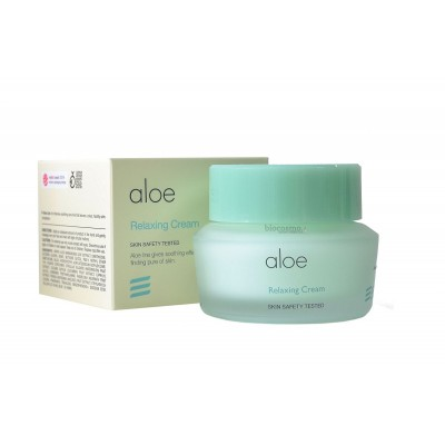 Успокаивающий крем для лица It's Skin Aloe Relaxing Cream, 50 мл