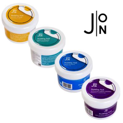 Набор из 4 альгинатных масок J:ON MODELING PACK - 4 * 18 ГР