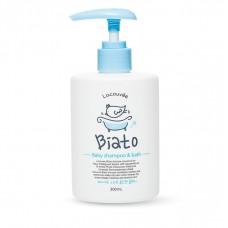 Детский шампунь и пенка для купания 2 в 1 Biato Baby Shampoo & Bath
