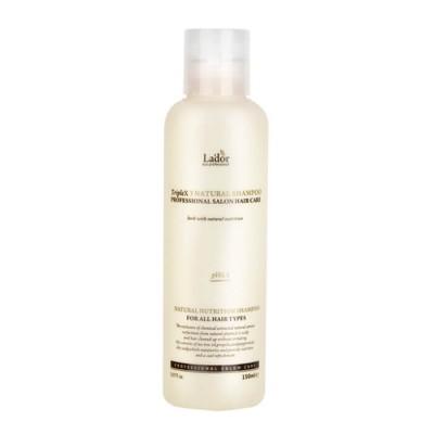 Шампунь с натуральными ингредиентами Triplex Natural Shampoo 150мл