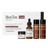 Лифтинг-набор с эффектом ботокса Medi-Peel Bor-Tox 5 Peptide Multi Care Kit