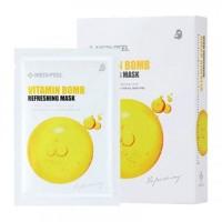 Освежающая маска с витаминным комплексом MEDI-PEEL Vitamin Bomb Refreshing Mask