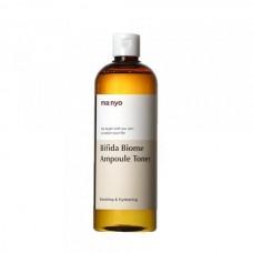 Тоник для защиты и восстановления кожи Bifida Biome Ampoule Toner, 400 мл