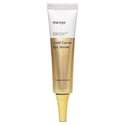 Омолаживающая сыворотка для век с икрой Manyo Factory Gold Caviar Eye Serum, 30 мл