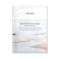 Маска для очищения лица от прыщей Manyo Galac Niacin Essence Mask, 30г