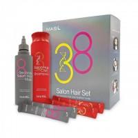 Бьюти-бокс для восстановления волос Masil (200мл+300мл+4*8мл)