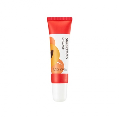 Скраб для губ MISSHA Super Food Apricot Lip Scrub