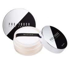 Рассыпчатая пудра MISSHA Pro-Touch Face Powder SPF15
