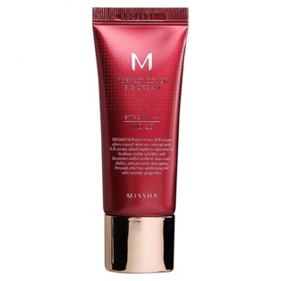 ВВ-крем MISSHA M Perfect Cover BB Cream SPF42/PA+++20мл