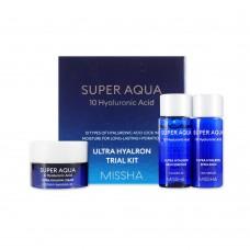Мини бьюти-бокс Missha Super Aqua Ultra Hyaluron