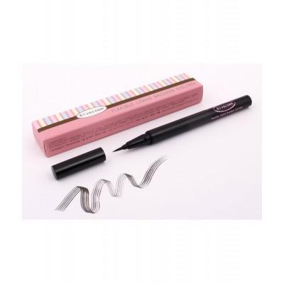 Подводка для глаз RIVECOWE Flexible Liquid Brush Pen Eyeliner