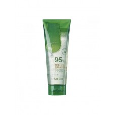 Гель-алоэ The Saem Jeju Fresh Aloe Soothing Gel 95% Tube, 250 мл