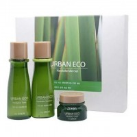 Мини бьюти-бокс THE SAEM Urban Eco 3 Set 31мл*2/8мл