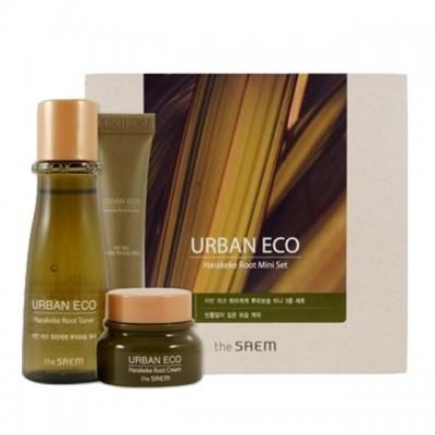Бьюти-бокс The SAEM увлажняющий Urban Eco Harakeke Root Mini Set