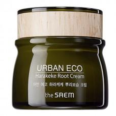 Крем для лица увлажняющий, 60мл, The Saem Urban Eco Harakeke Root Cream