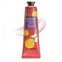 Крем-эссенция для рук парфюмированная The Saem Grapefruit