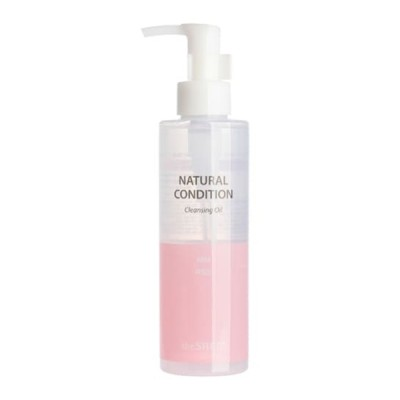 Гидрофильное масло The Saem Natural Condition Fresh Cleansing Oil Mild, 180 мл