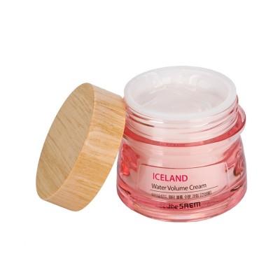 Крем минеральный увлажняющий для сухой кожи Iceland