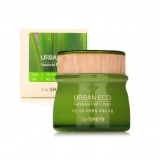 Освежающий крем для лица THE SAEM URBAN ECO HARAKEKE FRESH CREAM, 60 МЛ