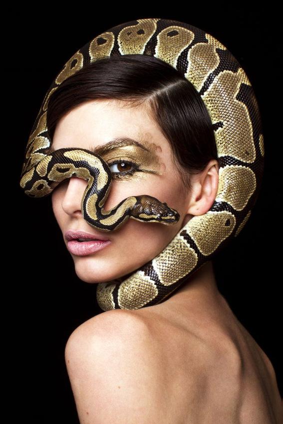 косметика со змеиным ядом
